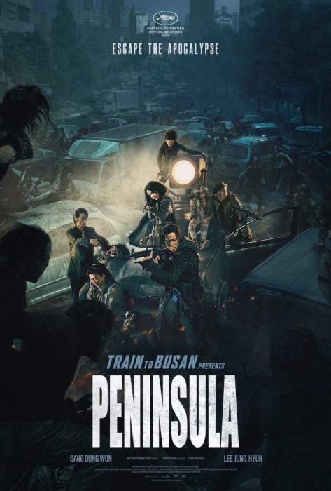 Train to Busan 2 Peninsula Korean Movie Download MP4 HD