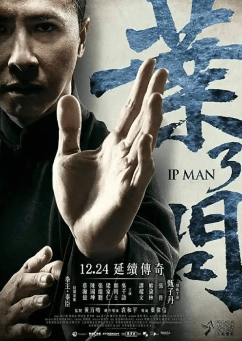 Download: IP Man 3 - Chinese Movie 2015 MP4 HD