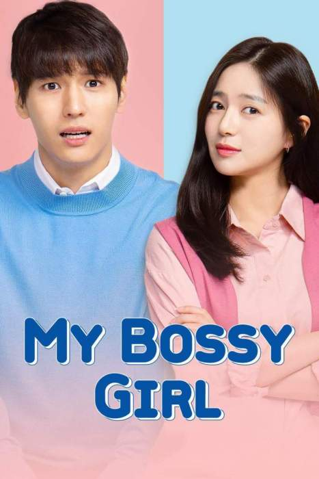 My Bossy Girl (2019) [Korean]