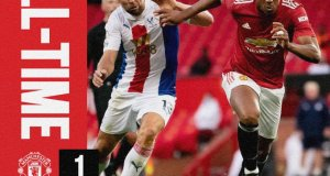 Download: Manchester United vs Crystal Palace 1-3 – Match & Goal Highlights