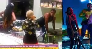 BBNaija 2020: Neo under attack for washing Vee's pant