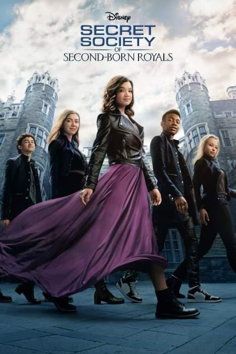 Movie: Secret Society of Second Born Royals (2020)
