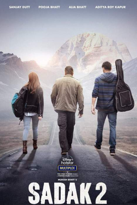 Sadak 2 Movie Download Indian MP4 With English Subtitle