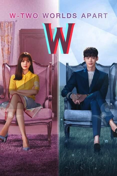 Download: W Two Worlds Apart Season 1 Episode 1 - 16 [korean Drama]