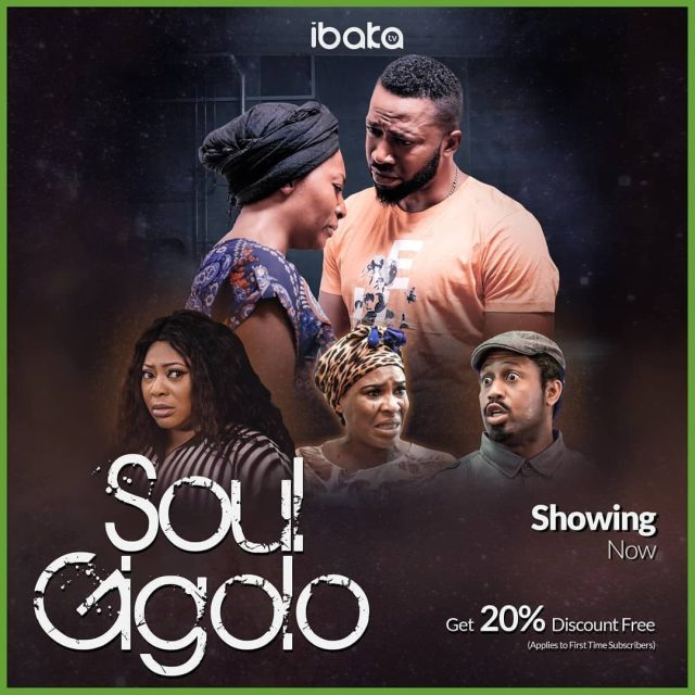 Soul Gigolo Nollywood Movie Download Mp4 HD