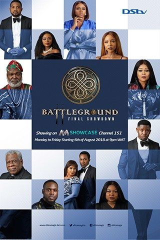 Download BattleGround Season 1 Episode 7 – 15 Nollywood TV series Download