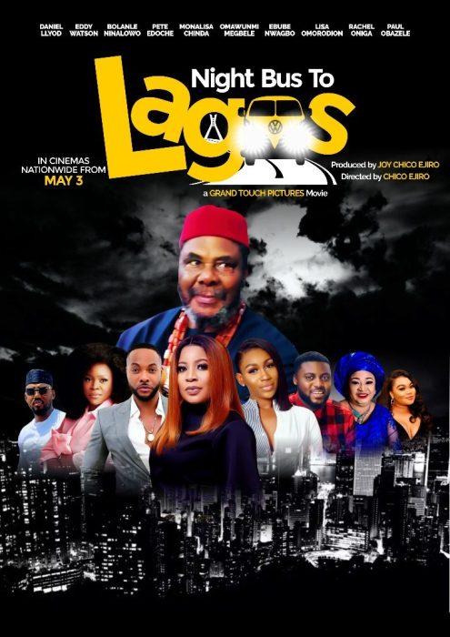 Night Bus To Lagos – Nollywood Movie MP4, 3GP, MKV