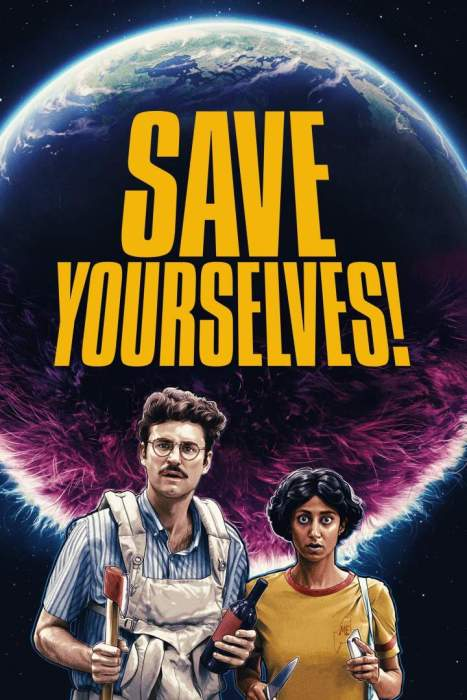 Movie: Save Yourselves (2020)