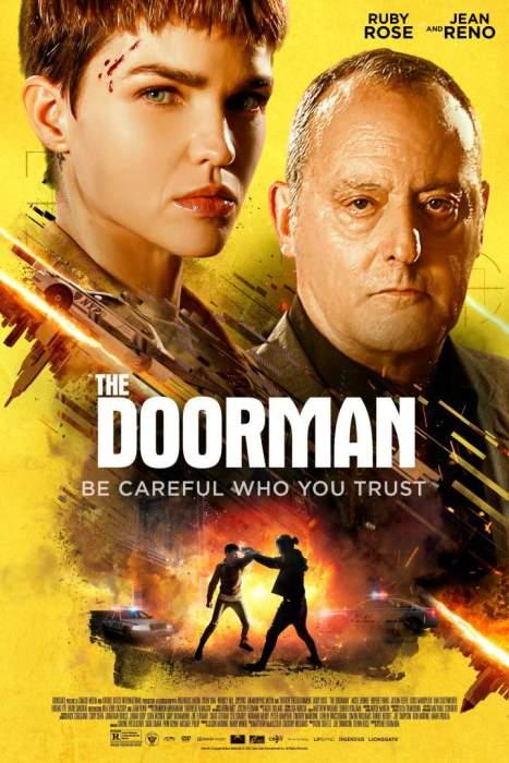 The Doorman Movie 2020 MP4 HD
