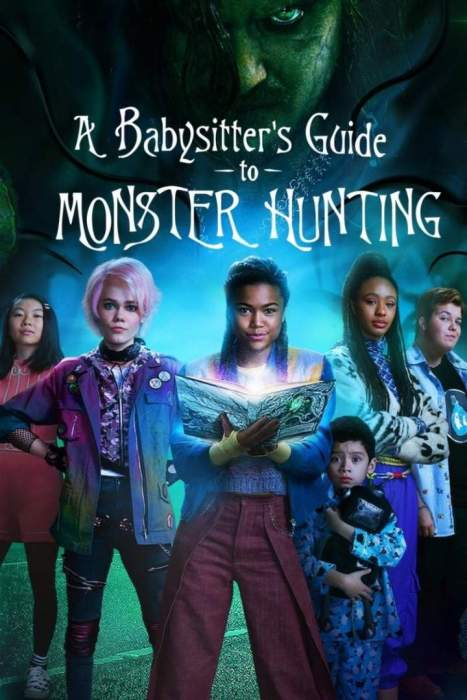 A Babysitter's Guide to Monster Hunting Movie Download MP4 HD