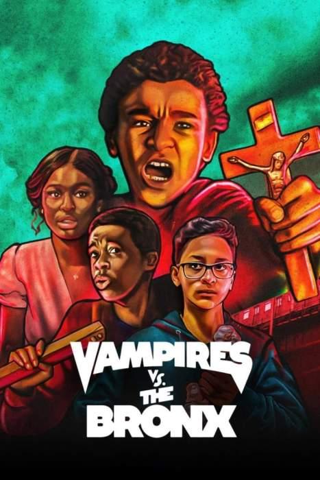 Vampires vs the Bronx (2020)