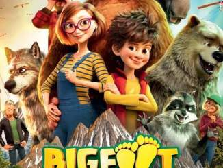 Bigfoot Family Animation Movie MP4 Download HD