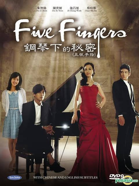 Download Five Fingers Season 1 Episode 1 – 30 Korean Drama MP4 HD With Subtitles