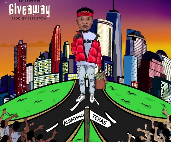 Dotman – Giveaway MP3 Download