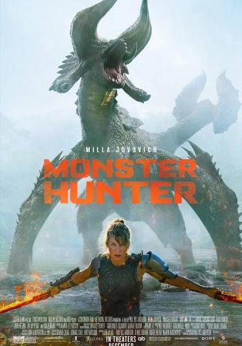 Monster Hunter full Movie Download MP4 HD