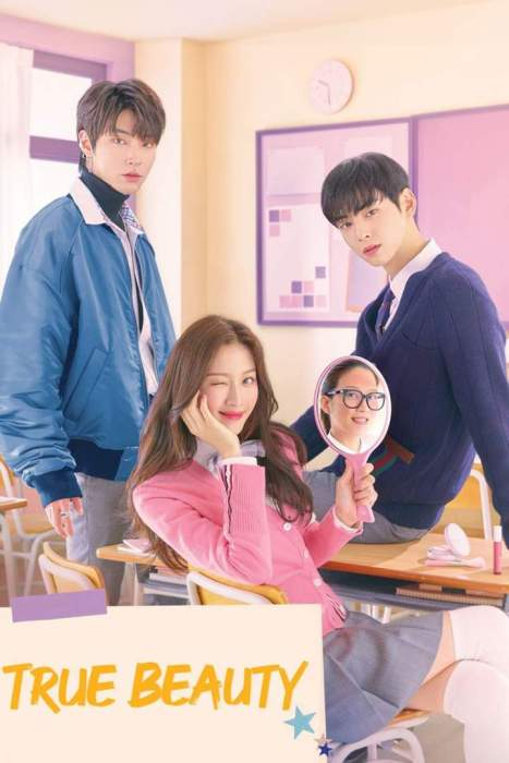 True Beauty Season 1 Episode 1 - 16 Korean drama MP4 HD and Subtitles