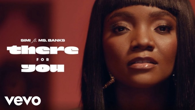 Simi ft. Ms Banks – There For You Mp4 Video Download