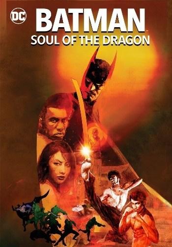Batman Soul of the Dragon (2021) Full Movie