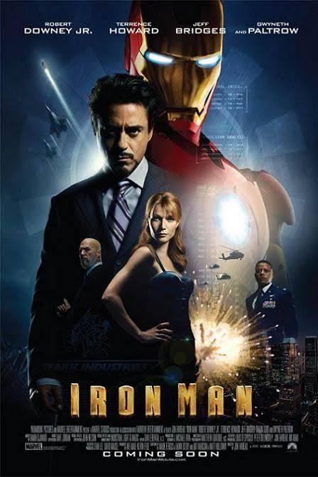Iron Man (2008) Full Movie Download MP4 HD