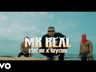 VIDEO: Mr Real – Baba Fela (Remix) Ft. Laycon, Zlatan