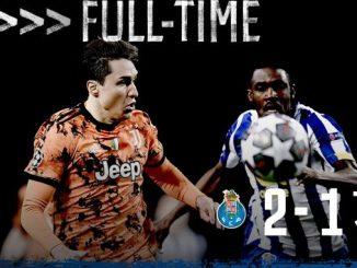 FC Porto vs Juventus 2-1 – Highlights