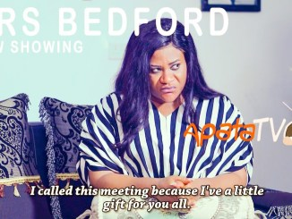 Download Mrs Bedford – Latest Yoruba Movie 2021 Drama MP4 3GP HD