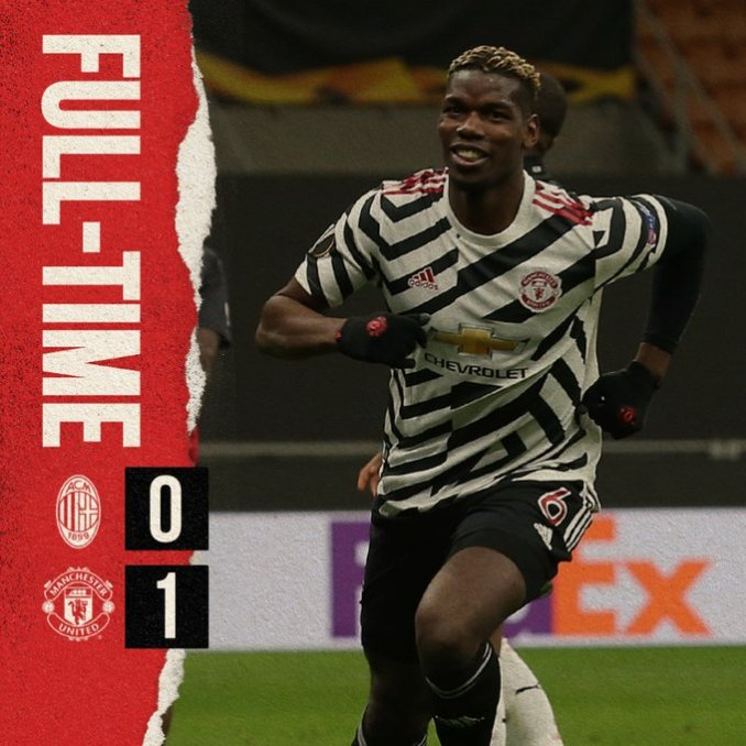 Ac Milan vs Manchester United 0-1 – Highlights [DOWNLOAD VIDEO]