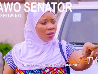 Iyawo Senator – Latest Yoruba Movie 2021 Download MP4 3GP HD