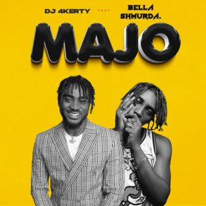 DJ 4kerty Ft. Bella Shmurda – Majo Mp3 Download