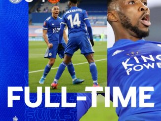 Leicester vs Manchester United 3-1 – Highlights Download 21 March 2021 F.A Cup