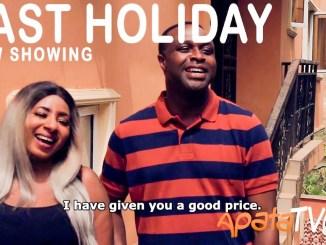 Last Holiday Latest Yoruba Movie 2021 Drama Download Mp4 3gp HD