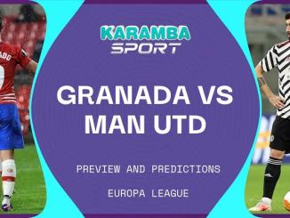 Granada vs Manchester United UEFA Europa League Livestreaming in HD