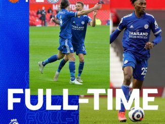 Manchester United vs Leicester 1-2– Highlights [DOWNLOAD VIDEO]