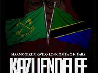 Harmonize ft. H Baba, Awilo Longomba – Kazi Lendelee Mp3 download