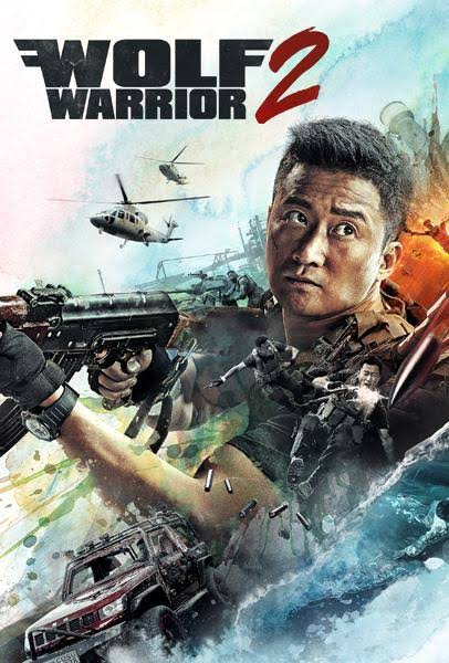 Wolf Warrior 2 Full Movie Download MP4 HD and English Subtitles
