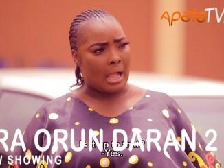 Ara Orun Daran 2 Latest Yoruba Movie 2021 Drama Download Mp4 3gp HD