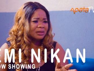 Emi Nikan Latest Yoruba Movie 2021 Drama Download Mp4 3gp HD