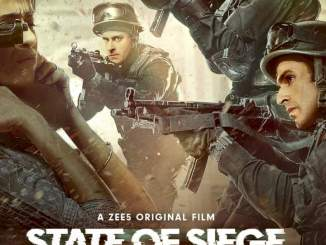 State of Siege: Temple Attack (2021) [Indian]