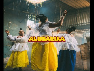 [Lyrics] Zlatan – Alubarika ft Buju