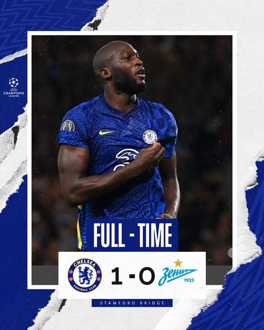 Chelsea vs Zenit 1-0 – Highlights Download MP4 HD 14 September 2021