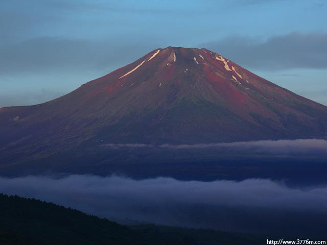 赤富士/パノラマ台