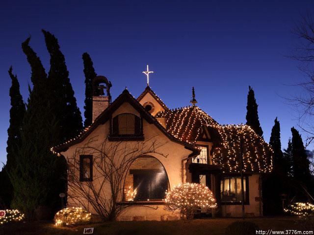 電飾教会/オルゴールの森