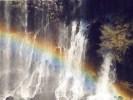 虹掛かる瀑布