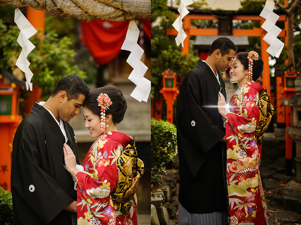 kyoto pre-wedding and engagement photography 5