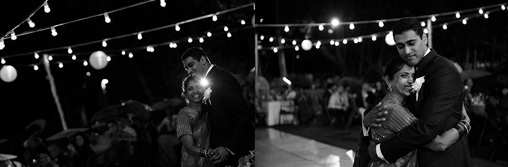 hawaii wedding mother son dance