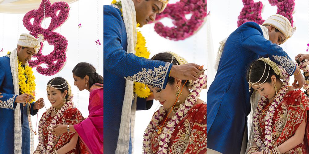 indian wedding hawaii 1