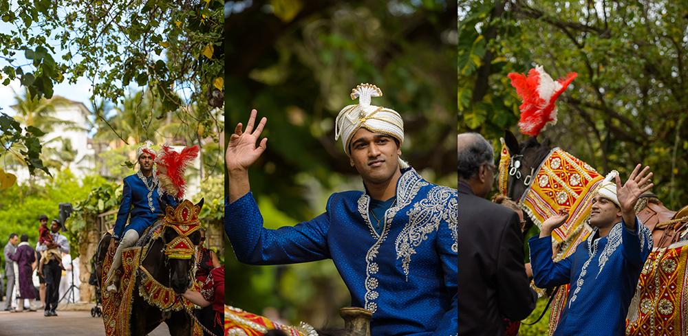 indian wedding hawaii 15