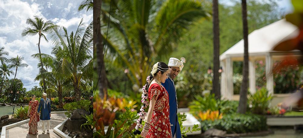 lanikuhonua hawaii wedding 1