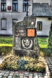 Monument van de Koreavrijwilligers