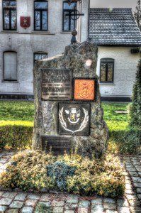 Monument for the Volunteers for Korea